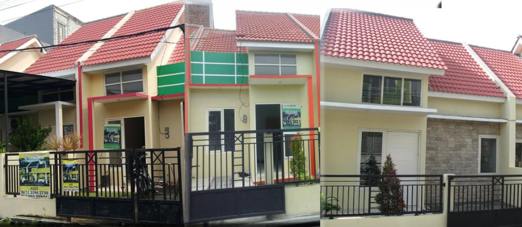 Rumah Minimalis Surabaya Terbaru 1 Lantai Type 55