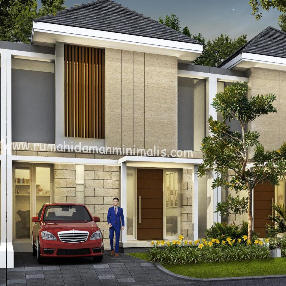 Jual Rumah Murah Idaman Minimalis Modern Terbaru Graha Al-Ikhlas Juanda Surabaya
