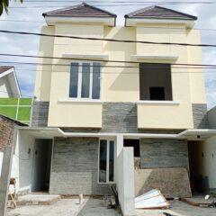 Rumah Murah Idaman Minimalis Terbaru 2 Lantai Gunung Anyar Emas Surabaya Timur