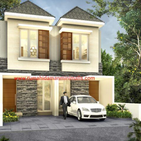 Rumah Murah Modern 2 Lantai Surabaya